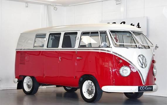 VW T1 1,6 De Luxe