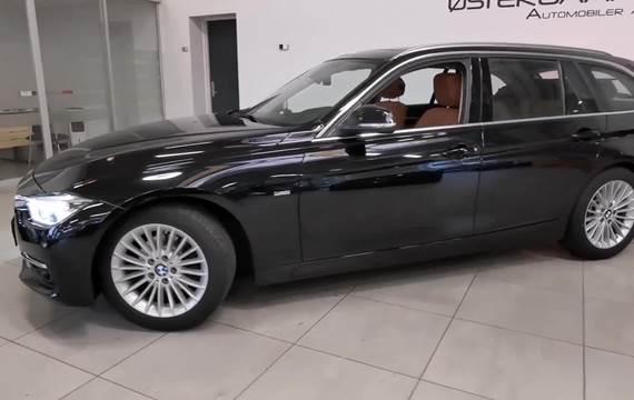 BMW 320d 2,0 Touring Luxury Line aut. ED