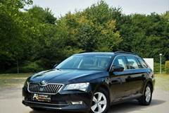 Skoda Superb 1,5 TSi 150 Ambition Combi DSG