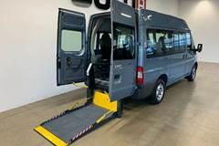 Ford Transit 300S Kombi 2,2 TDCi 85 Ambiente