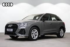 Audi Q3 TFSi S-line S-tr.
