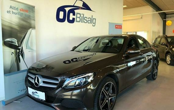 Mercedes C200 1,6 BlueTEC