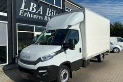 Iveco Daily 2,3 35S16 Alukasse m/lift AG8