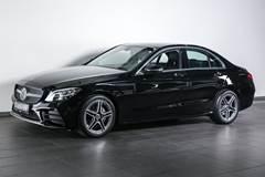 Mercedes C200 1,5 AMG Line aut.