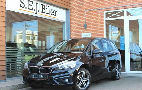 BMW 218i 1,5 Gran Tourer Sport Line 7prs