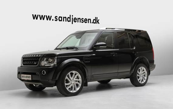 Land Rover Discovery 4 3,0 SDV6 HSE Landmark aut.
