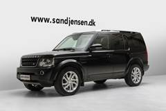 Land Rover Discovery 4 3,0 SDV6 Landmark Edition aut. Van