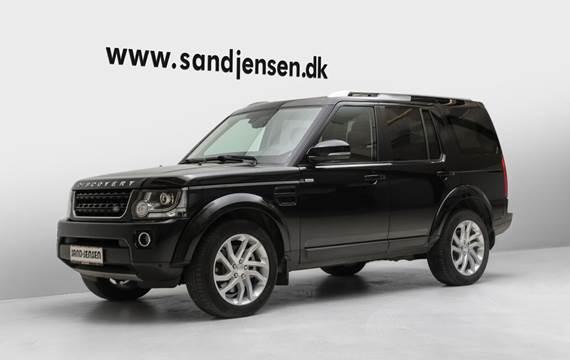 Land Rover Discovery 4 3,0 SDV6 HSE Landmark aut. Van