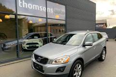Volvo XC60 2,4 D5 185 Kinetic aut. AWD
