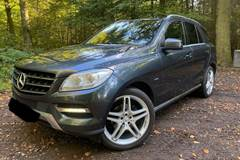 Mercedes ML250 2,2 BlueTEC aut. 4-M Van
