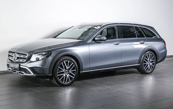 Mercedes E220 d 2,0 All-Terrain aut. 4-M
