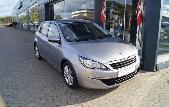 Peugeot 308 1,6 BlueHDi 120 Collection
