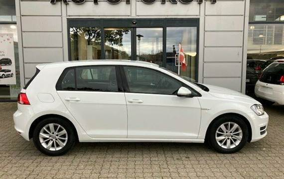VW Golf VII 1,6 TDi 110 BlueMotion