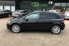 VW Golf VI 2,0 TDi 140 Highline DSG