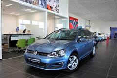 VW Golf 1,0 Variant  BlueMotion TSI Style DSG  Stc 7g Aut.