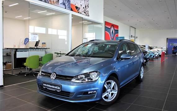 VW Golf 1,0 Variant  BlueMotion TSI Style DSG  Stc 7g Aut.