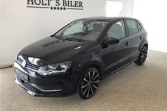 VW Polo 1,2 TSI BMT Comfortline DSG 90HK 5d 7g Aut.