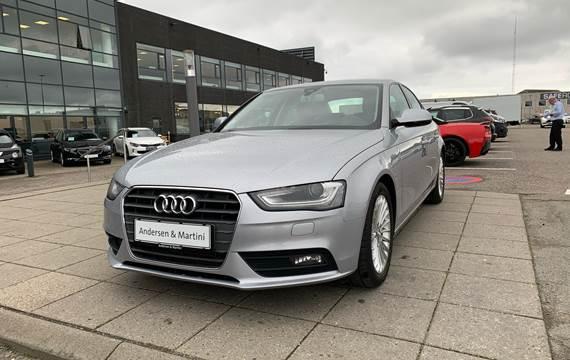 Audi A4 TDI 150HK 6g