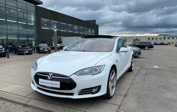 Tesla Model S 85 el EL Performance 421HK 5d Aut.