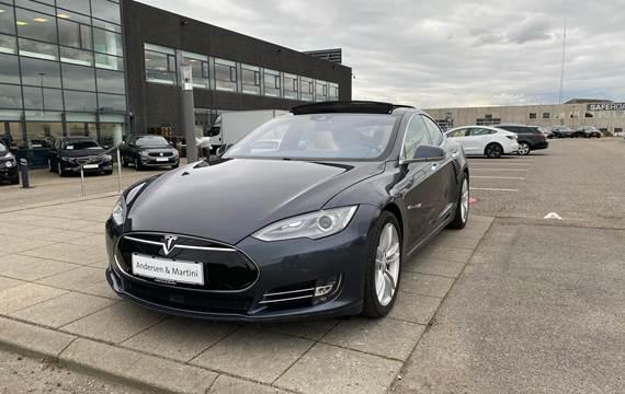 Tesla Model S 85D el EL 4x4 422HK 5d Aut.