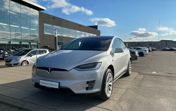 Tesla Model X 90D el EL 4x4 525HK 5d Aut.