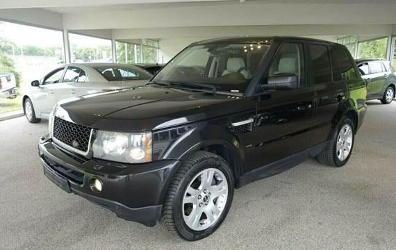 Land Rover Range Rover sport 3,6 TDV8 SE aut.