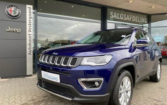 Jeep Compass 1,3 1.3 PHEV 190 4xe AT6