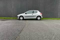 Peugeot 206 1,4 X-Line