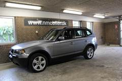 BMW X3 Van