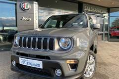 Jeep Renegade 1,3 Turbo Limited 4xe  5d 6g Aut.