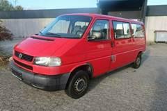 VW Caravelle 2,5 Comfort. 9prs