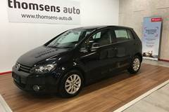 VW Golf Plus 1,6 TDi 105 Comfortline BM Van
