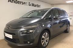 Citroën Grand C4 Picasso Blue HDi Intensive start/stop 150HK 6g