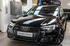 Audi A4 2,0 TDi 190 Sport quattro S-tr.