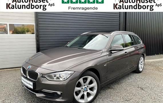 BMW 318d 2,0 Luxury Line aut.