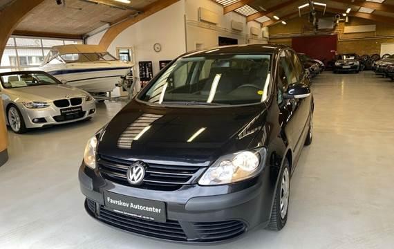 VW Golf Plus 1,9 TDi Trendline