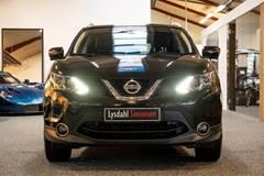 Nissan Qashqai 1,5 dCi 110 N-Tec