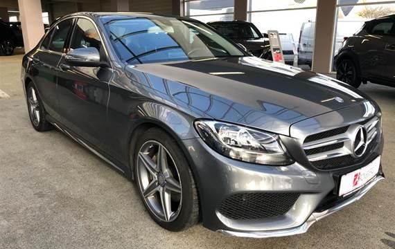 Mercedes C220 d 2,1 D 9G-Tronic  9g Aut.