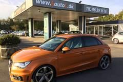 Audi A1 1,4 TFSi 185 S-line SB S-tr.