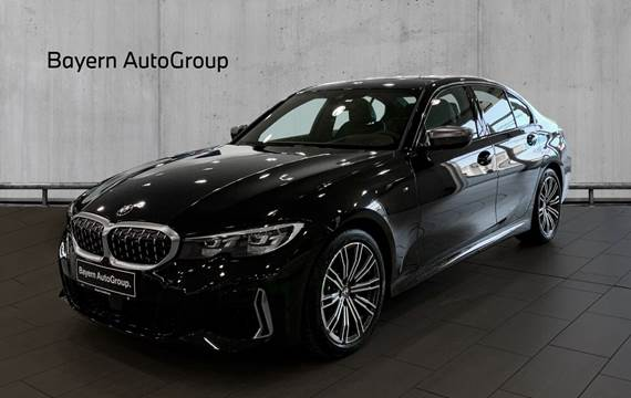 BMW M340i 3,0 Connected xDrive aut.
