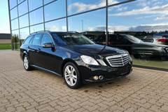 Mercedes E220 2,2 CDi Elegance stc. aut. BE