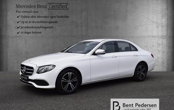 Mercedes E220 d 2,0 D Advantage 9G-Tronic  9g Aut.