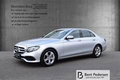 Mercedes E350 d 3,0 Bluetec 9G-Tronic  9g Aut.