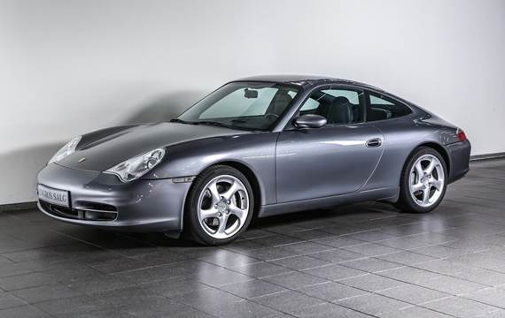 Porsche 911 Carrera 4 3,6 Coupé Tiptr.