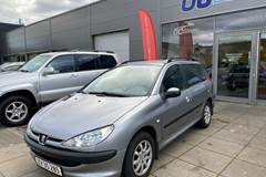 Peugeot 206 1,4 HDi Edition stc.