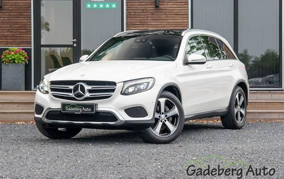 Mercedes GLC250 d 2,2 Exclusive aut. 4-M