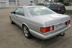 Mercedes 500 SEC 5,0