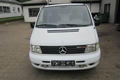 Mercedes Vito 110 2,2 CDi Kassevogn
