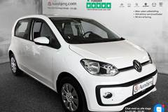 VW UP! 1,0 MPi 60 White Up! BMT