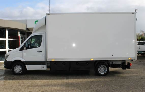 Mercedes Sprinter 519 3,0 CDi R3 Chassis